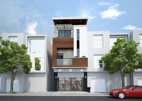 Bảng giá xây dựng nhà phố trọn gói